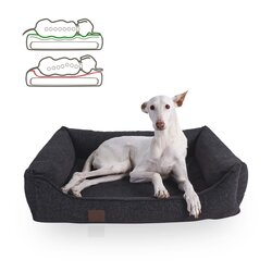 orthopedic dog bed Tessa, Easy Clean woven fabric, Colour...