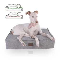 orthopedic Dog mat Abbey, Easy Clean woven fabric, Colour...