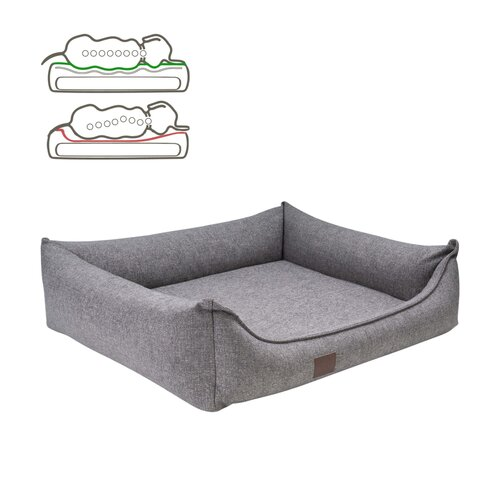 orthopedic dog bed Tessa, Easy Clean woven fabric, Colour... Zweites Bild
