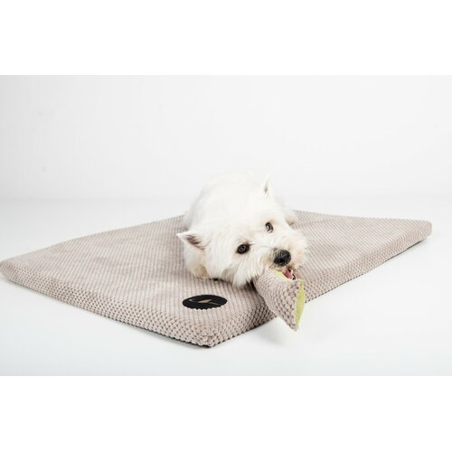 Dog mat HUGO orthopedic - Edition Doggyfit by LaurenDesign, Colour Beige
